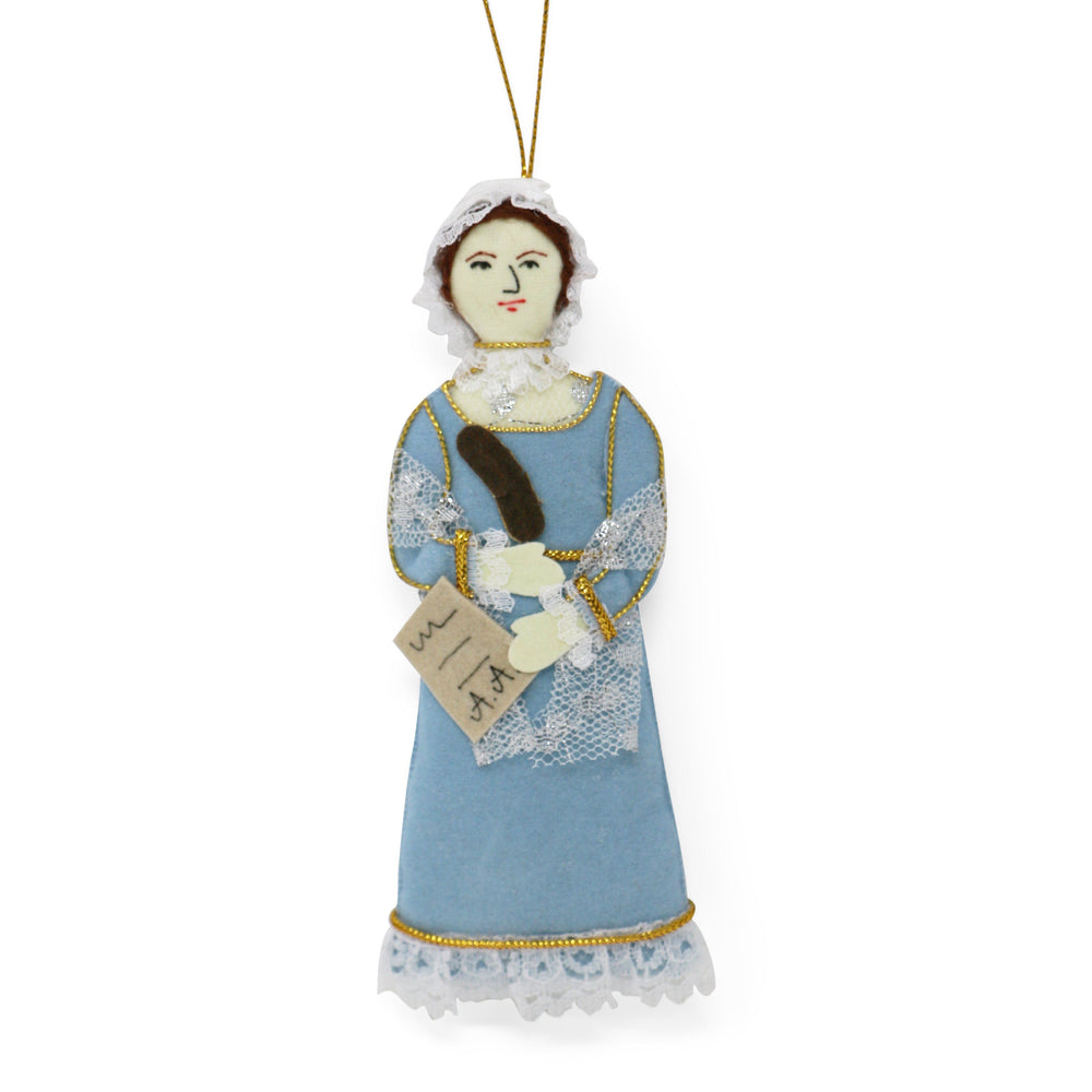 Abigail Adams Ornament - ST NICOLAS LTD. - The Shops at Mount Vernon