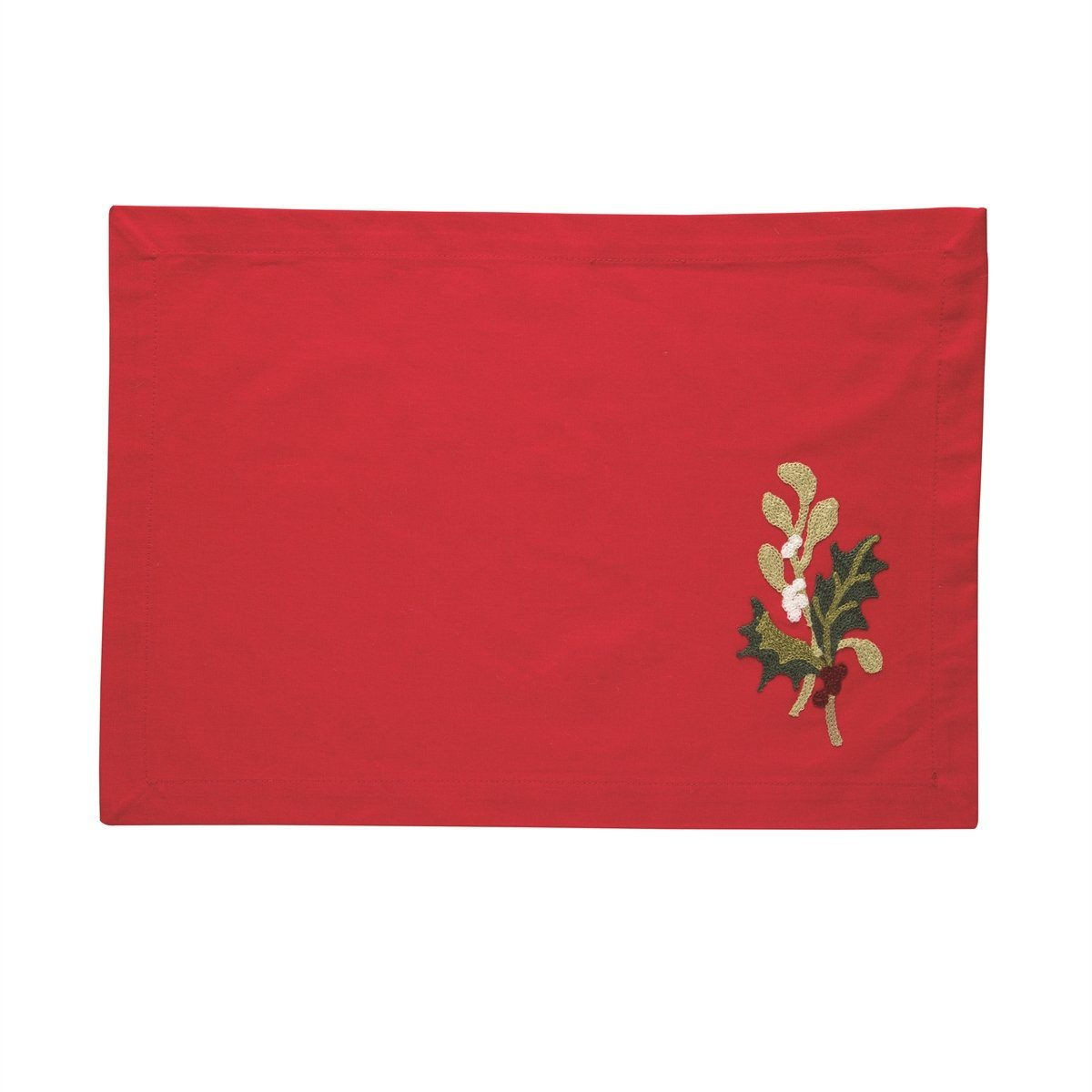 Holly Branch Placemat