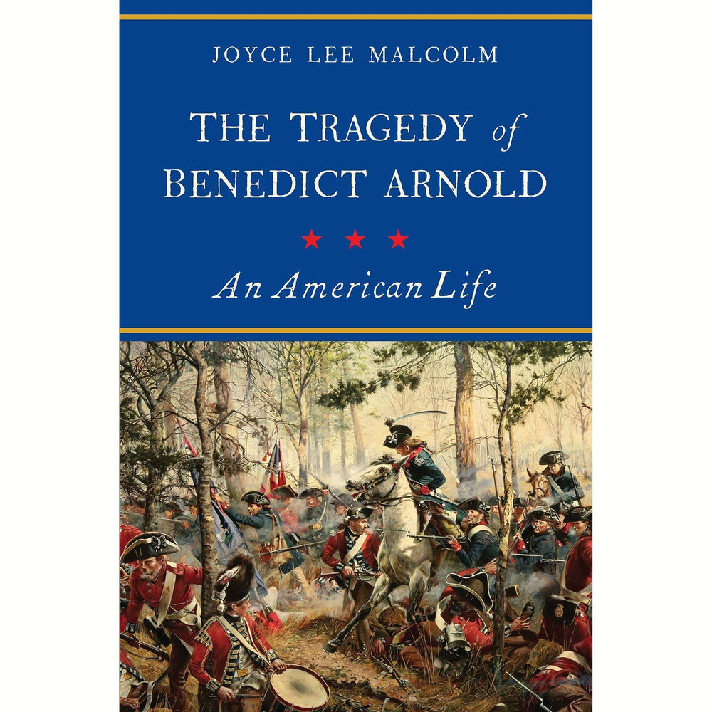 The Tragedy of Benedict Arnold - W.W. NORTON & CO. - The Shops at Mount Vernon