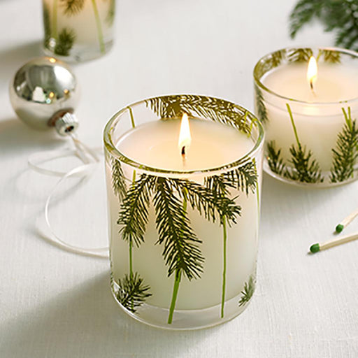 Frasier Fir Candle - Thymes - The Shops at Mount Vernon