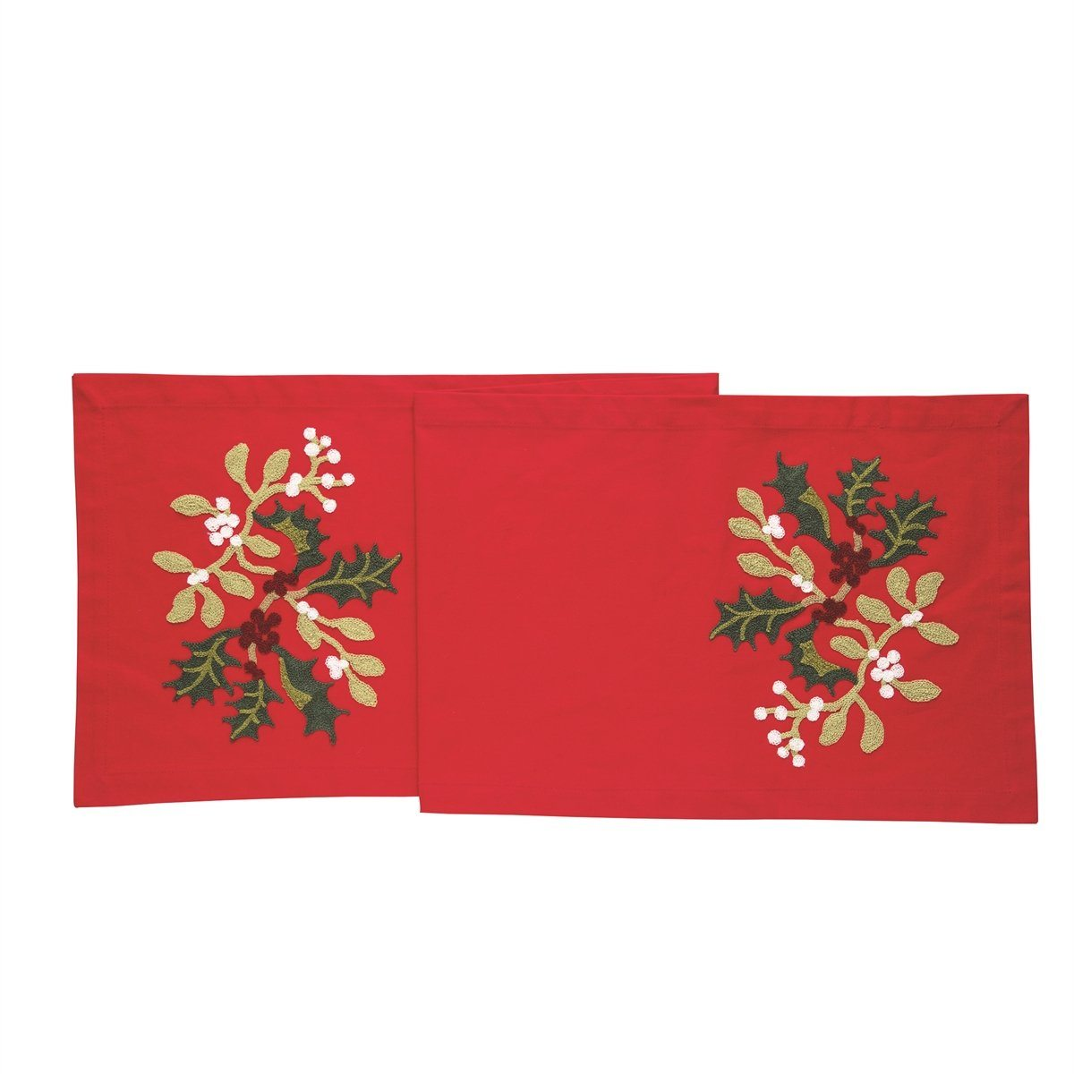 Holly Branch Table Runner