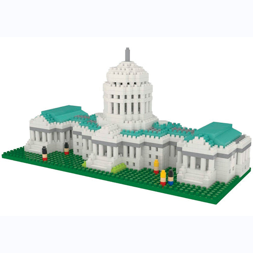 U.S. Capitol Mini Building Blocks - IMPACT - The Shops at Mount Vernon
