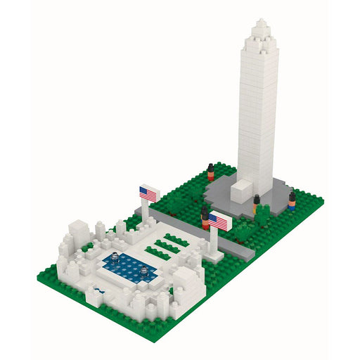 Washington Monument & WW II Memorial Mini Building Blocks - IMPACT - The Shops at Mount Vernon
