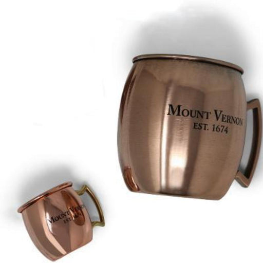Mount Vernon Copper Shot Glass - CHARLES PRODUCTS INC. - The Shops at Mount Vernon