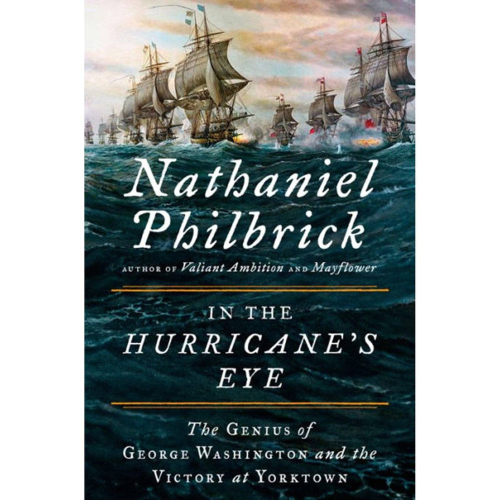 In The Hurricane's Eye - PENGUIN RANDOM HOUSE LLC - The Shops at Mount Vernon