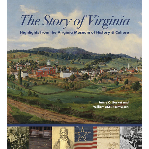 The Story of Virginia - INGRAM BOOK COMPANY - The Shops at Mount Vernon