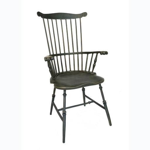 Mount Vernon Fan-Back Windsor Armchair - Three Coins Cast - The Shops at Mount Vernon