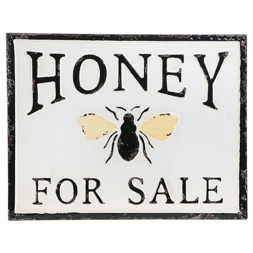 Honey For Sale Sign - RAZ IMPORTS INC - The Shops at Mount Vernon