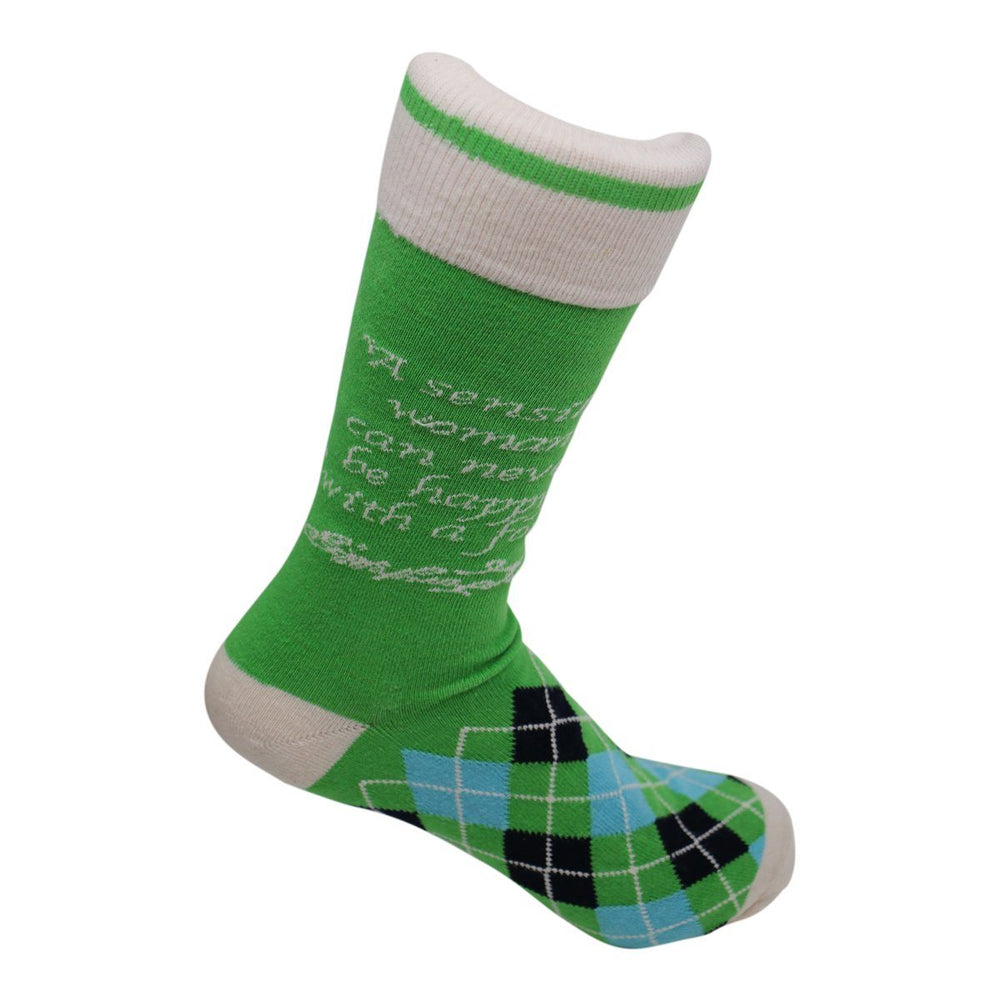 Mount Vernon Sensible Woman Socks - Funatic - The Shops at Mount Vernon