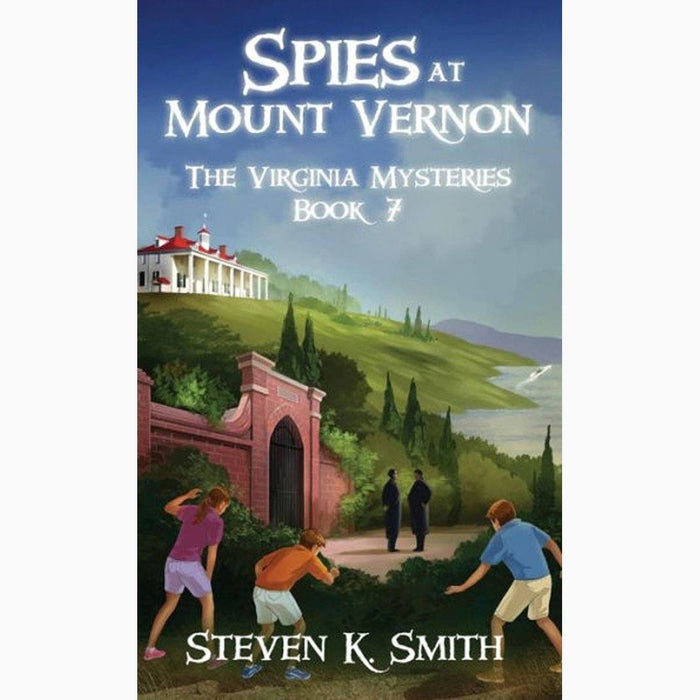 Spies At Mount Vernon - My Boys3 Press LLC - The Shops at Mount Vernon