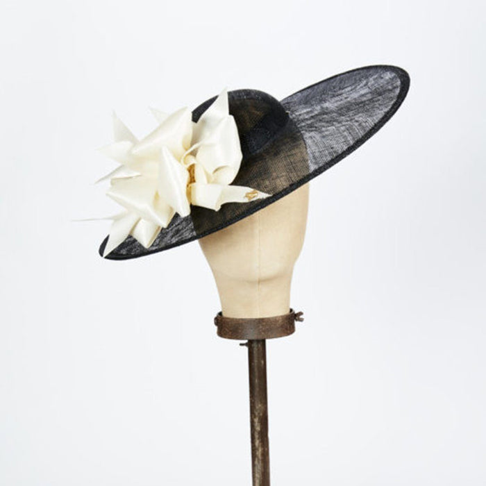 Meghan Black Hat - Kathy Jeanne Inc - The Shops at Mount Vernon