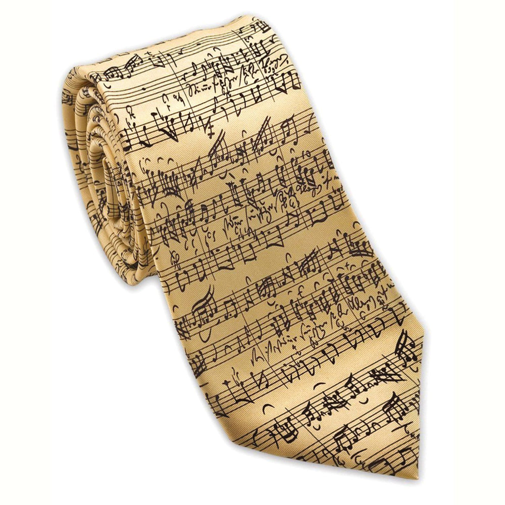 Music Tie - JOSH BACH LIMITED - The Shops at Mount Vernon