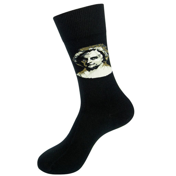 Lady Washington Socks - Funatic - The Shops at Mount Vernon