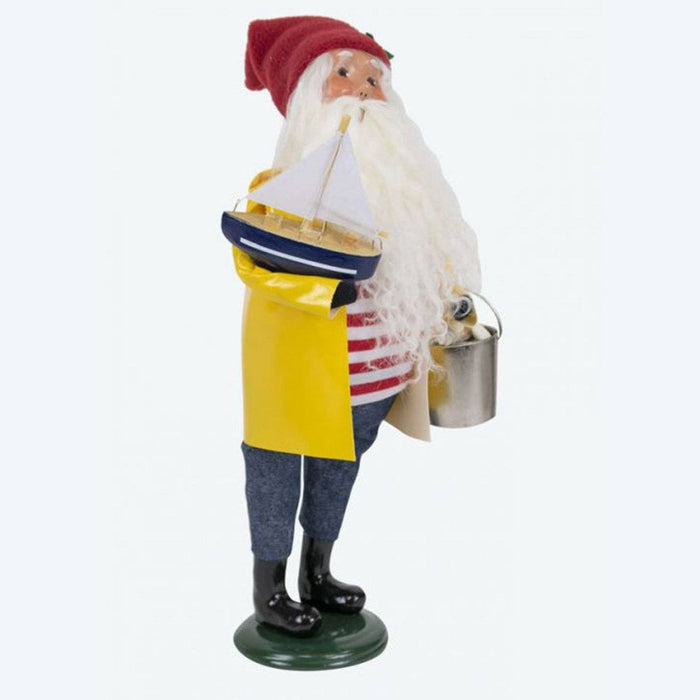 Nautical Santa Caroler - BYER'S CHOICE, LTD - The Shops at Mount Vernon