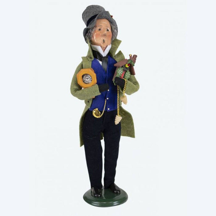 Clock Maker Caroler - BYER'S CHOICE, LTD - The Shops at Mount Vernon