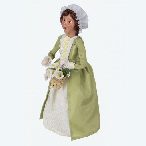 Eliza Hamilton Caroler - BYER'S CHOICE, LTD - The Shops at Mount Vernon