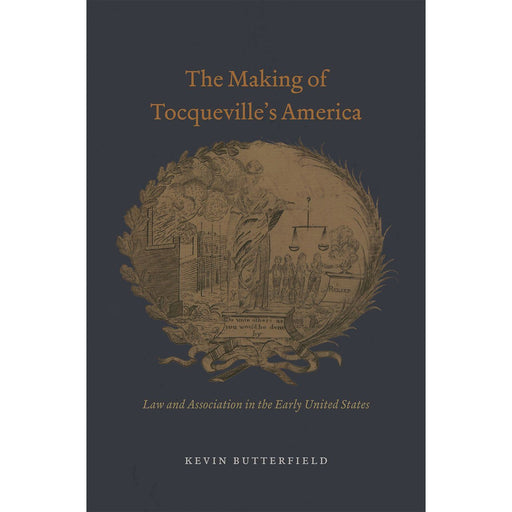 The Making of Tocqueville's America - Chicago Distribution - The Shops at Mount Vernon