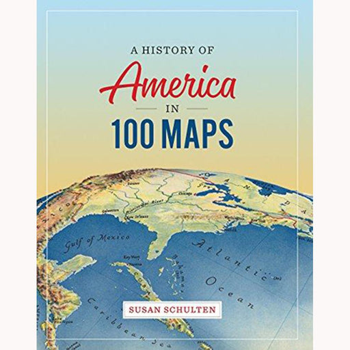 A History of America in 100 Maps - Chicago Distribution - The Shops at Mount Vernon