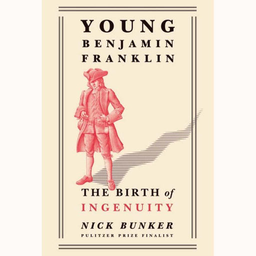 Young Benjamin Franklin - PENGUIN RANDOM HOUSE LLC - The Shops at Mount Vernon