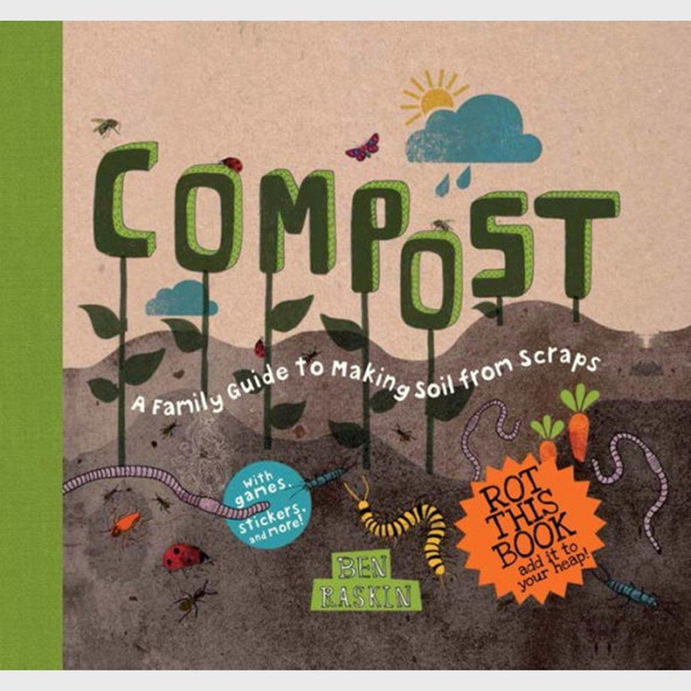 Compost - PENGUIN RANDOM HOUSE LLC - The Shops at Mount Vernon