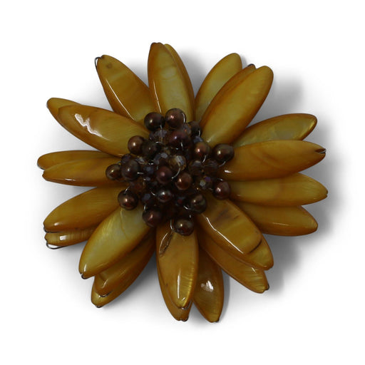 Sunflower Pin - Valerie Sanson - The Shops at Mount Vernon