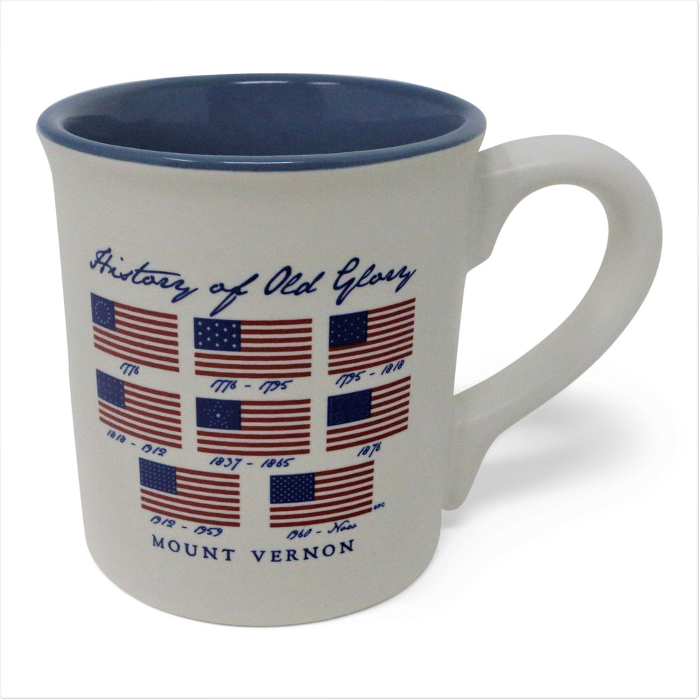Old Glory Mug - PLANET COTTON - The Shops at Mount Vernon