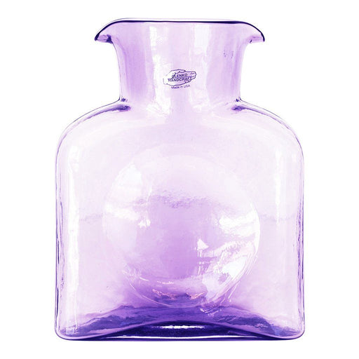 Iris Water Bottle - BLENKO GLASS COMPANY - The Shops at Mount Vernon
