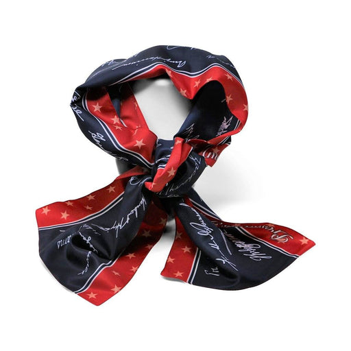 Presidential Signature Scarf - T & M DESIGNERS - The Shops at Mount Vernon