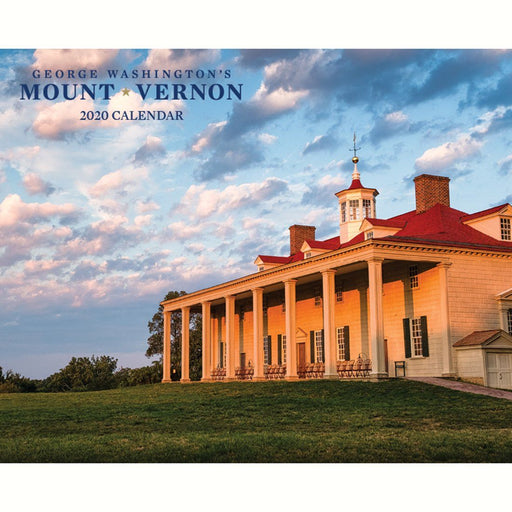 Mount Vernon 2020 Calendar - MT. VERNON LADIES ASSOC - The Shops at Mount Vernon