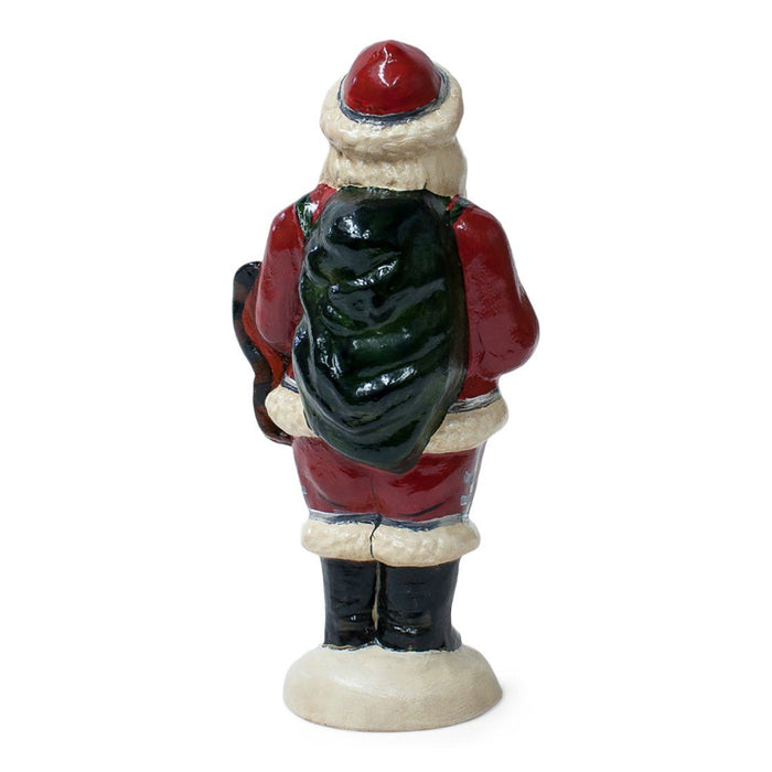 Vaillancourt  Mount Vernon Wine Santa - VAILLANCOURT FOLK ART - The Shops at Mount Vernon