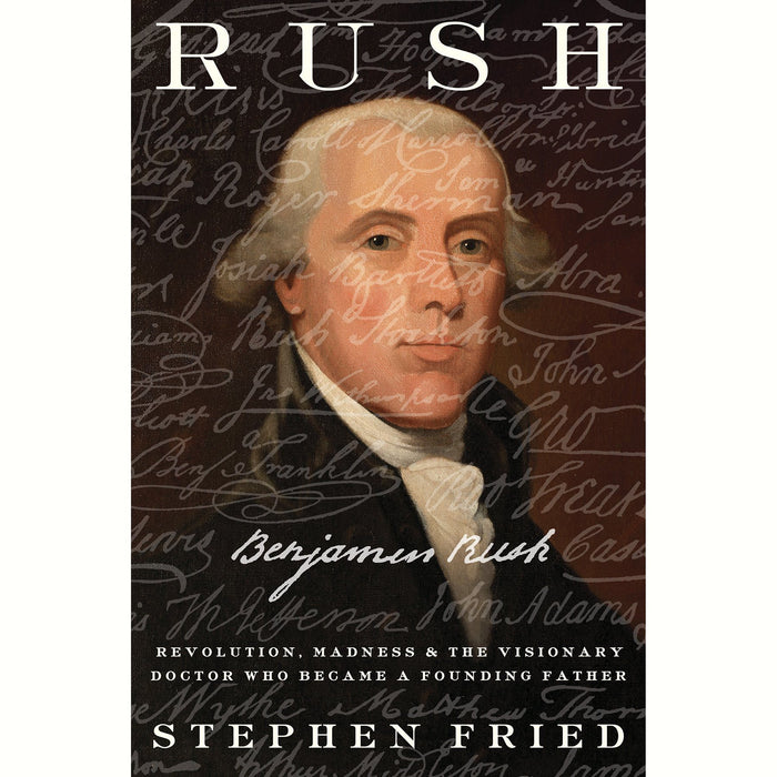 Rush - PENGUIN RANDOM HOUSE LLC - The Shops at Mount Vernon