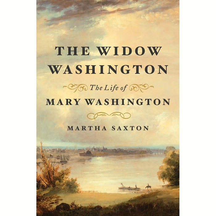 The Widow Washington - MACMILLAN PUB.(SCRIBNER) - The Shops at Mount Vernon