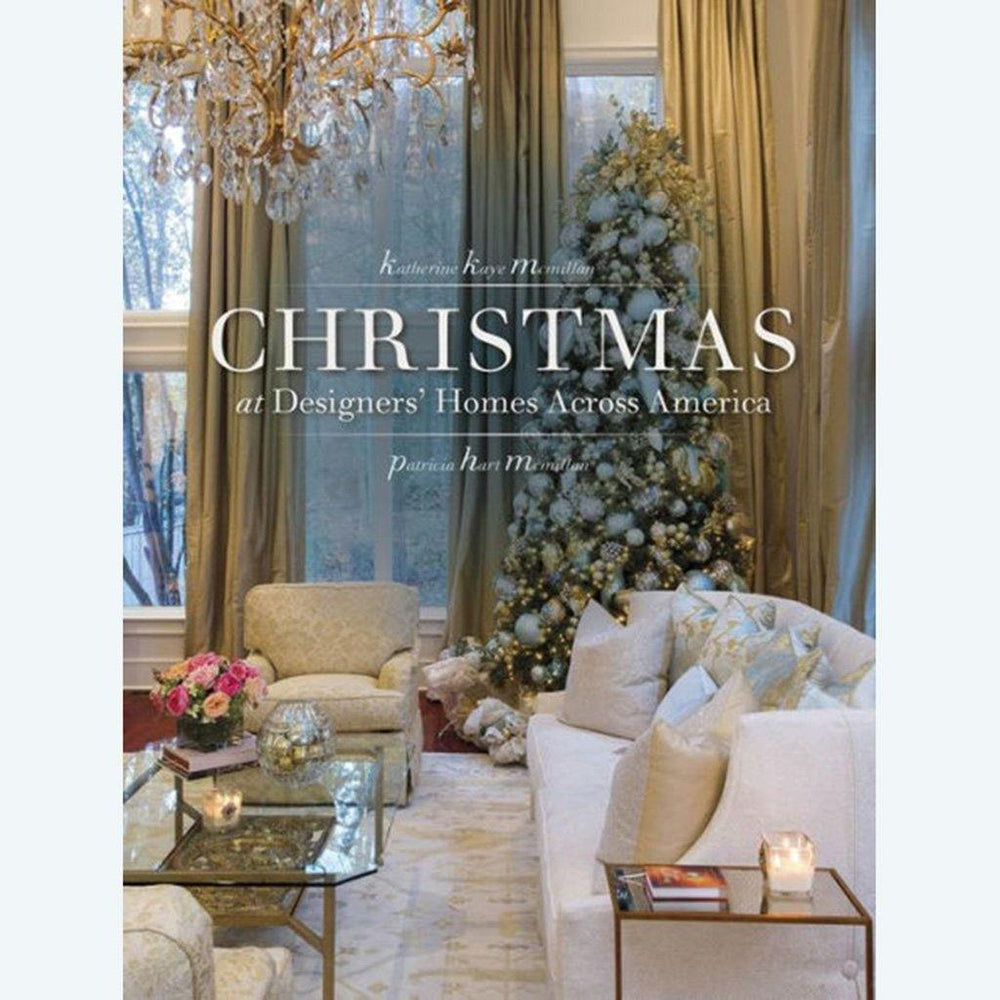 Christmas at Designers' Homes - SCHIFFER PUBLISHING - The Shops at Mount Vernon