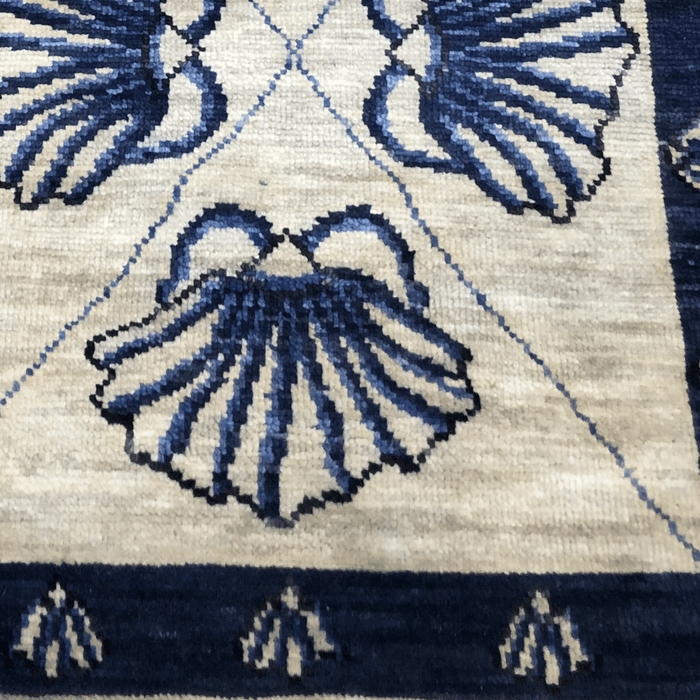 Martha's Shell Carpet Runner - Three Coins Cast - The Shops at Mount Vernon