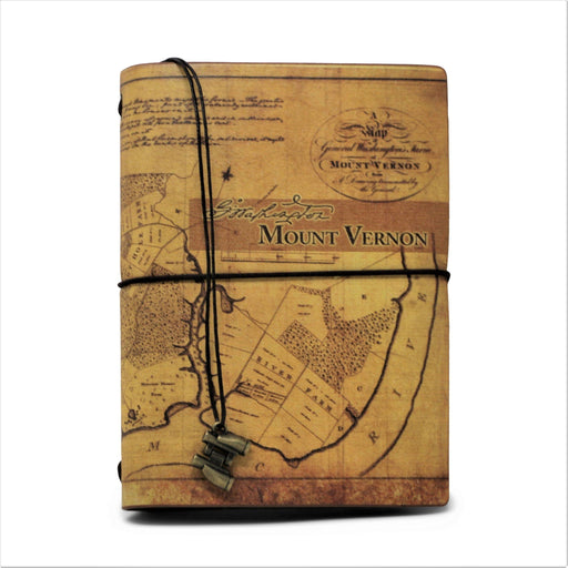 Journal with Five Farms Cover - CHARLES PRODUCTS INC. - The Shops at Mount Vernon