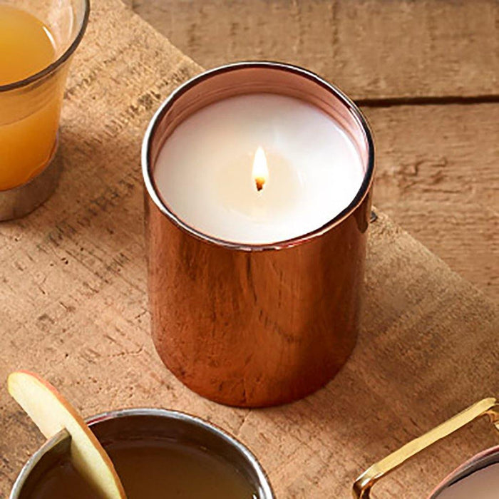 Simmered Cider Candle - Thymes - The Shops at Mount Vernon