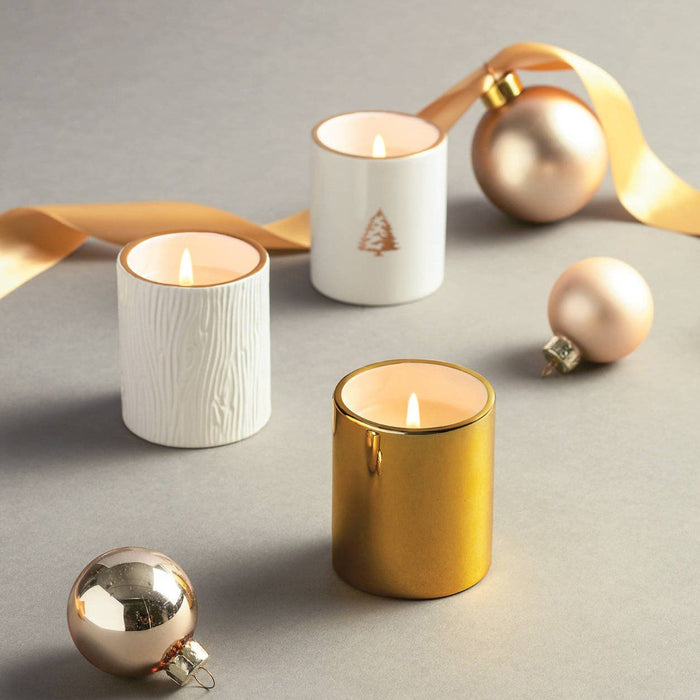 Frasier Fir Candle Trio Set - Thymes - The Shops at Mount Vernon