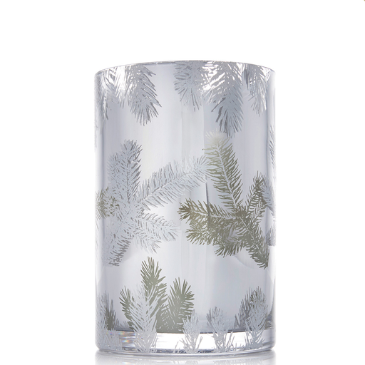 Frasier Fir Silver Candle - Thymes - The Shops at Mount Vernon