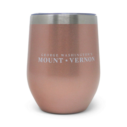 Mount Vernon Stainless Steel Tumbler - DESIGN MASTER ASSOCIATES - The Shops at Mount Vernon