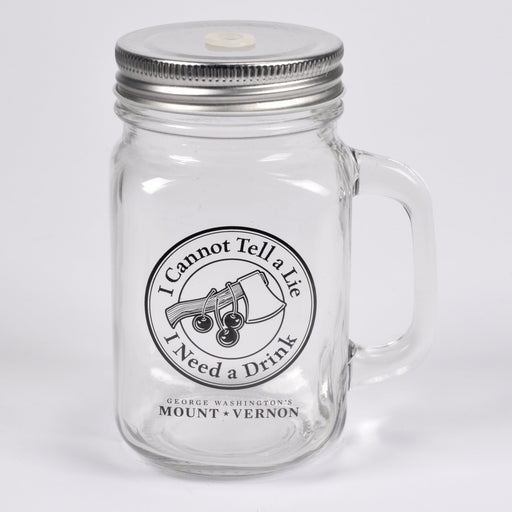 Mason Jar Cannot Tell a Lie - DESIGN MASTER ASSOCIATES - The Shops at Mount Vernon