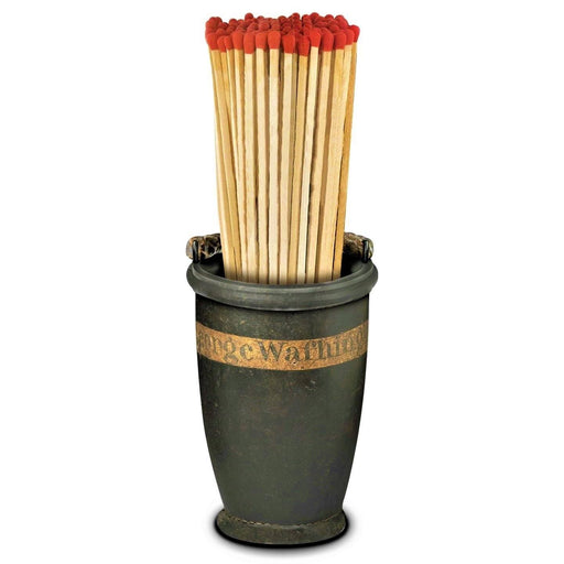 Fire Bucket Matchstick Holder - DESIGN MASTER ASSOCIATES - The Shops at Mount Vernon