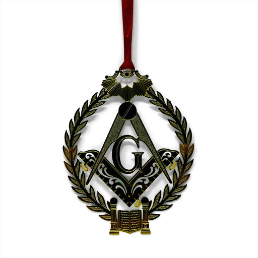 Masonic Ornament - DESIGN MASTER ASSOCIATES - The Shops at Mount Vernon