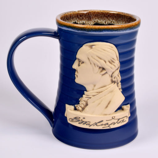 Cobalt Blue GW Artisan Mug - DESIGN MASTER ASSOCIATES - The Shops at Mount Vernon