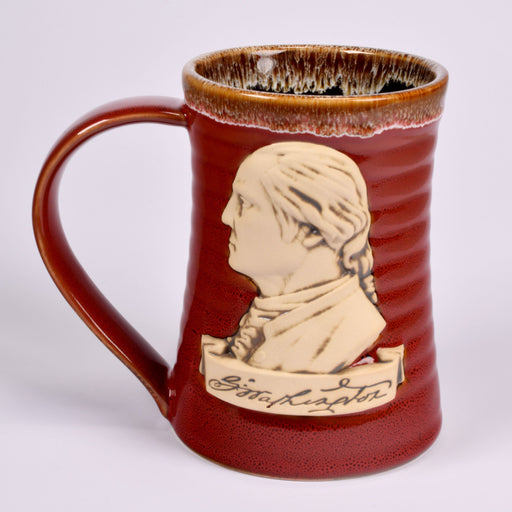Red GW Artisan Mug - DESIGN MASTER ASSOCIATES - The Shops at Mount Vernon