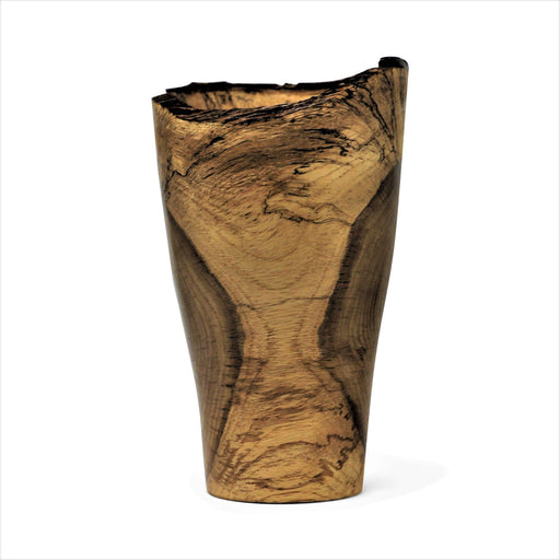 Historic White Oak Vase #231 - DOUG DILL - The Shops at Mount Vernon