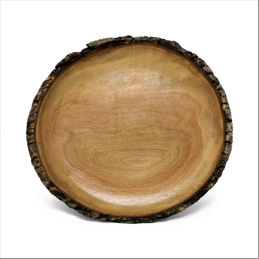 Historic White Oak Platter #001 - DOUG DILL - The Shops at Mount Vernon