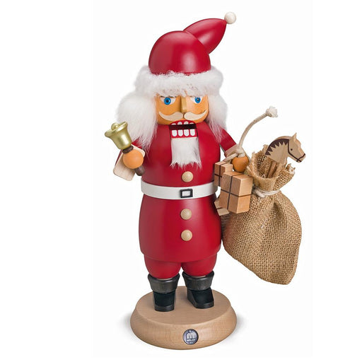 Santa Smoker Nutcracker - BYER'S CHOICE, LTD - The Shops at Mount Vernon