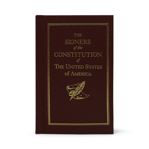 Signers of the U.S. Constitution - APPLEWOOD BOOKS - The Shops at Mount Vernon