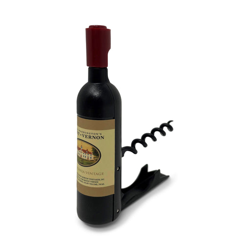 Mount Vernon Wine Bottle Corkscrew - DESIGN MASTER ASSOCIATES - The Shops at Mount Vernon