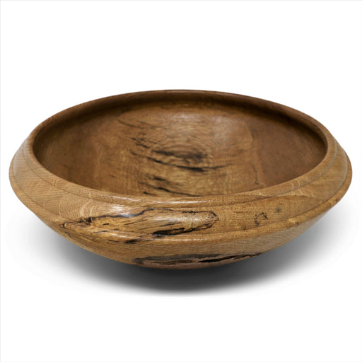 Handmade Historic White Oak Bowl #018